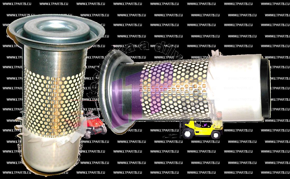 Filtres Carburant Huile Hitachi EX75UR Kit Filtre Air